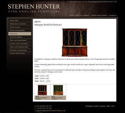 Stephen Hunter Furniture